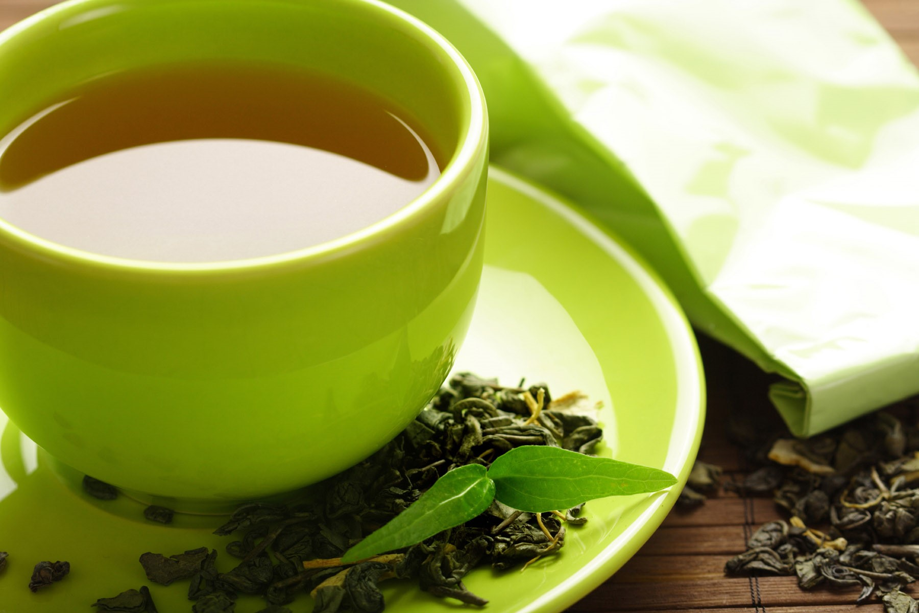 Green Tea | 10 Foods That Treat Skin Conditions | Her Beauty