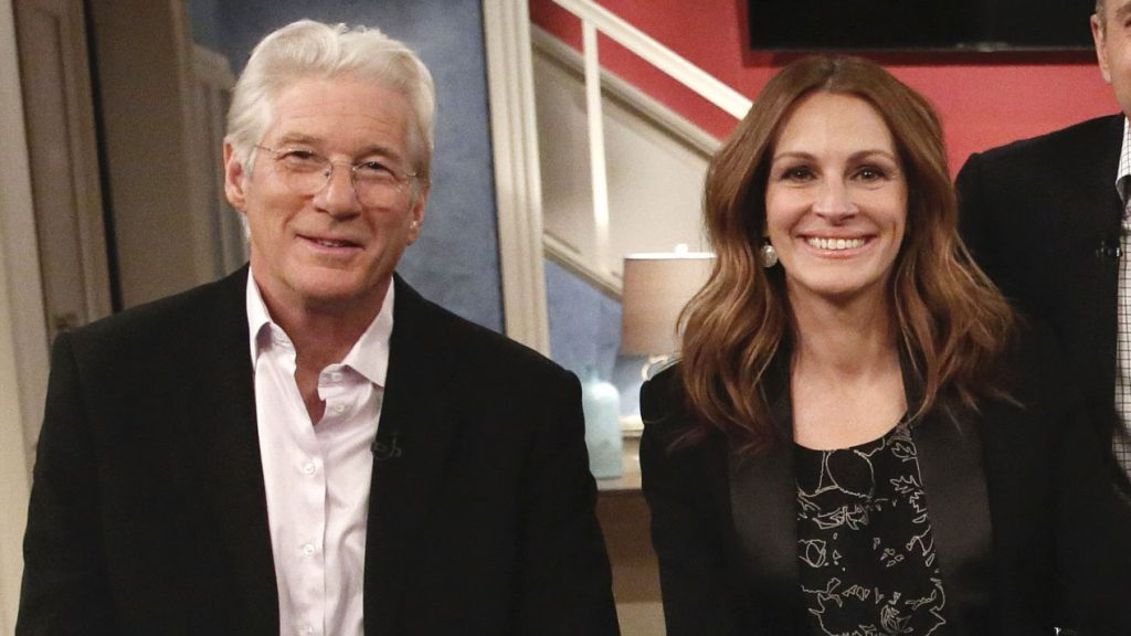 Julia Roberts and Richard Gere | 9 Best Ever Acting Duos That Played Lovers | Her Beauty