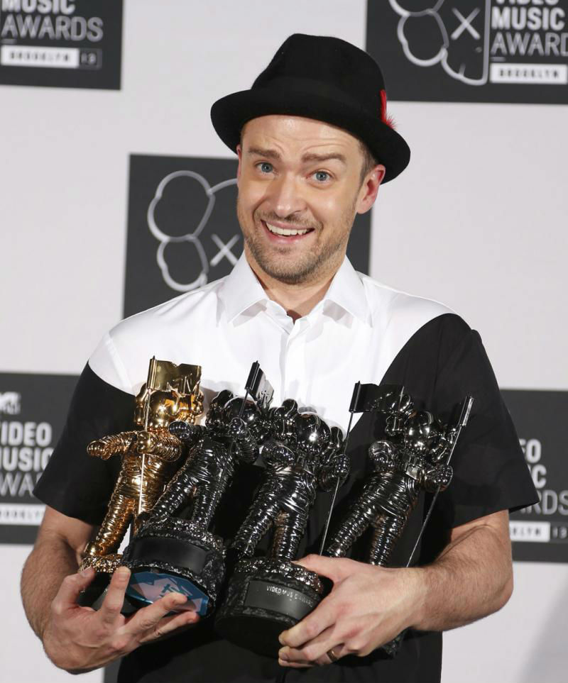 Justin Timberlake's Awards | Justin Timberlake Facts You Never Knew | Her Beauty
