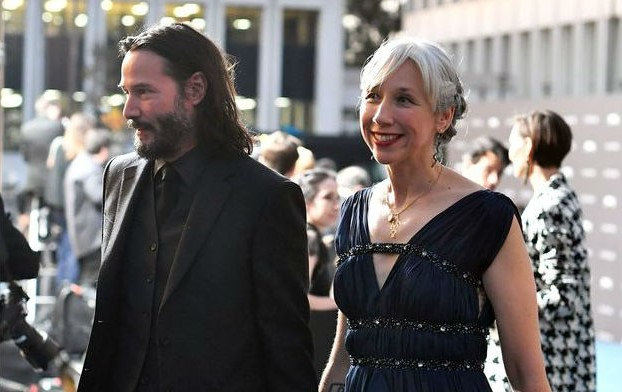 Keanu Reeves Reveals His Secret Girlfriend And We're Totally In Love | Her Beauty