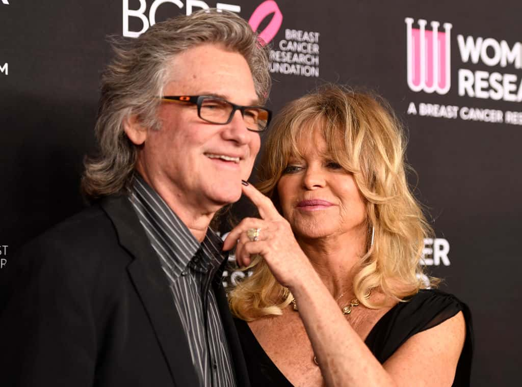 Kurt Russell and Goldie Hawn | 9 Best Ever Acting Duos That Played Lovers | Her Beauty