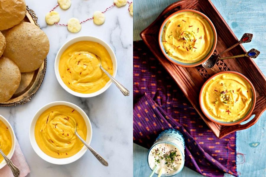 Mango Shrikhand | 12 Best Indian Desserts | Her Beauty