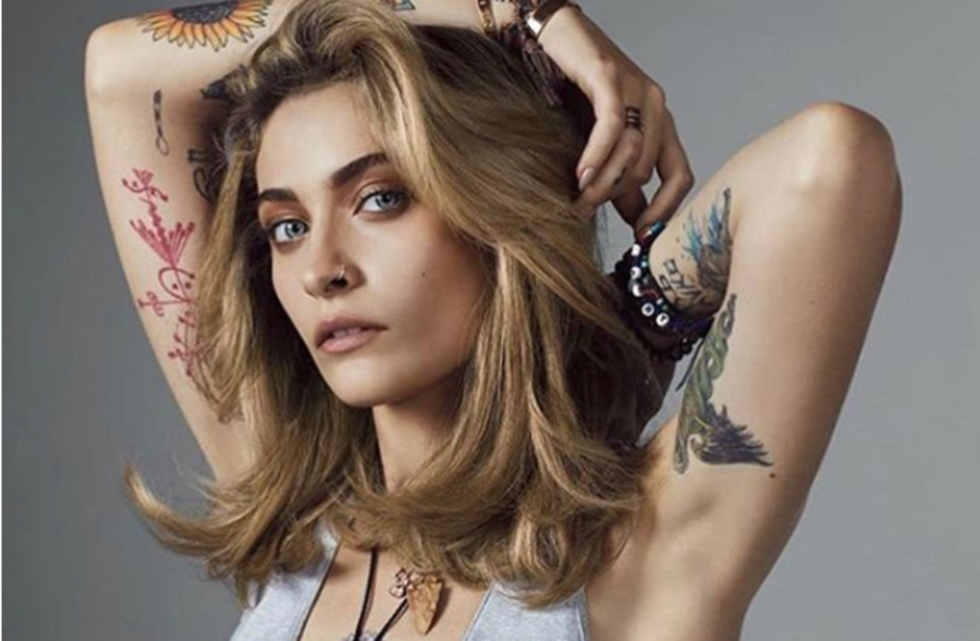 Tattoos | 9 Facts You Didn't Know About Paris Jackson | Her Beauty