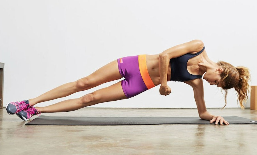 Keep Your Butt From Raising Up   How To Plank Correctly   Her Beauty