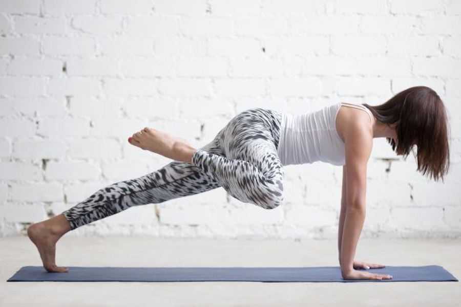 Remember To Breathe | How To Plank Correctly | Her Beauty