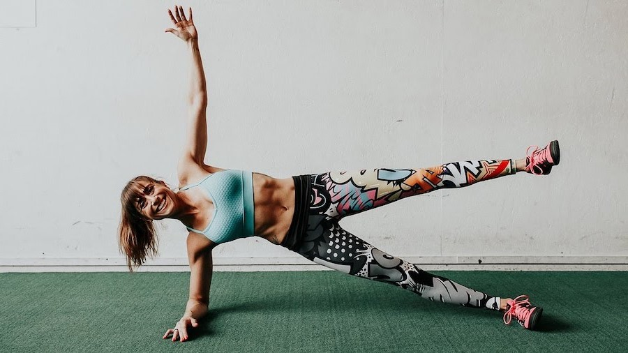 Modify According To Your Fitness Level | How To Plank Correctly | Her Beauty