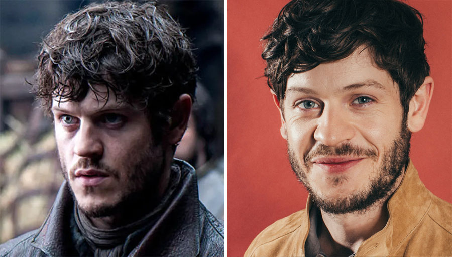 Ramsay Bolton – Iwan Rheon | 8 Villains Who Look Incredibly Handsome In Real Life | Her Beauty