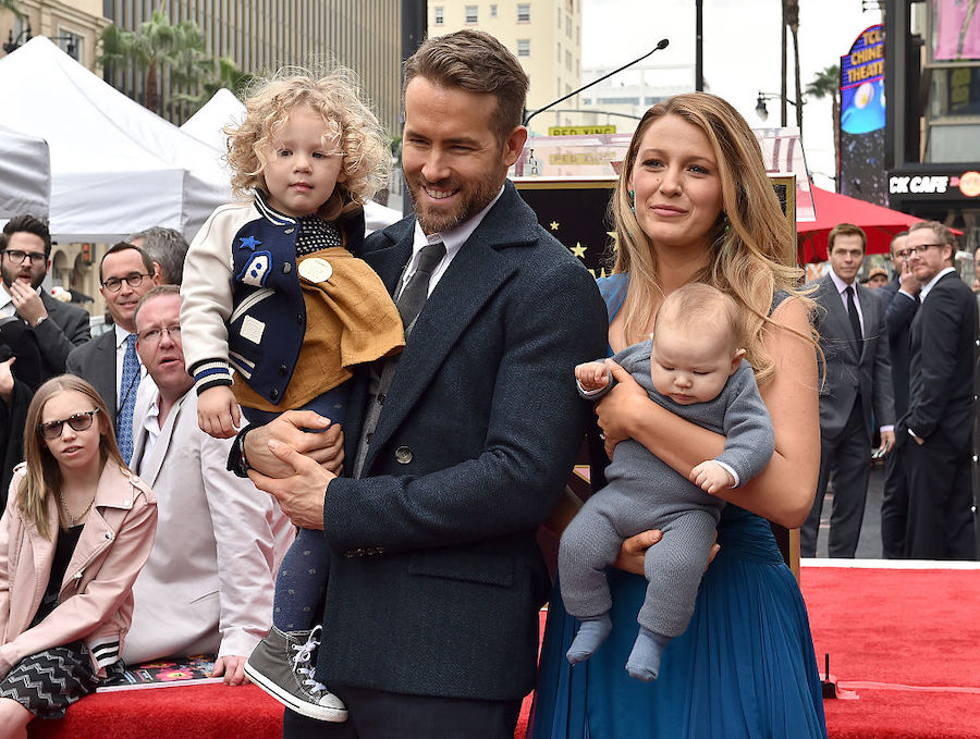 Family | 10 Fun Things You Should Know About Ryan Reynolds | HerBeauty