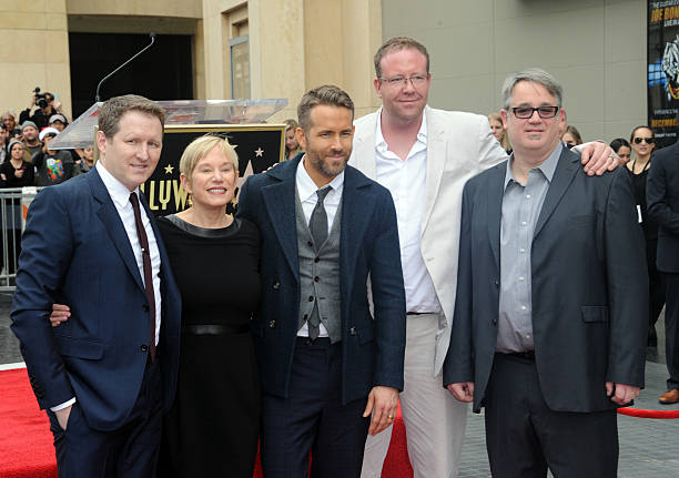 His brothers | 10 Fun Things You Should Know About Ryan Reynolds | HerBeauty