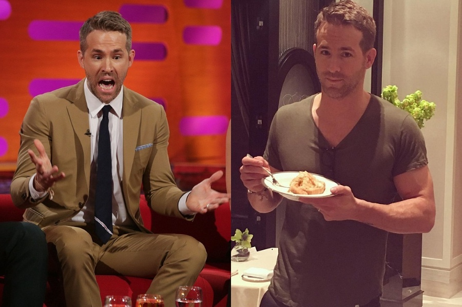 Apple Pie | 10 Fun Things You Should Know About Ryan Reynolds | HerBeauty
