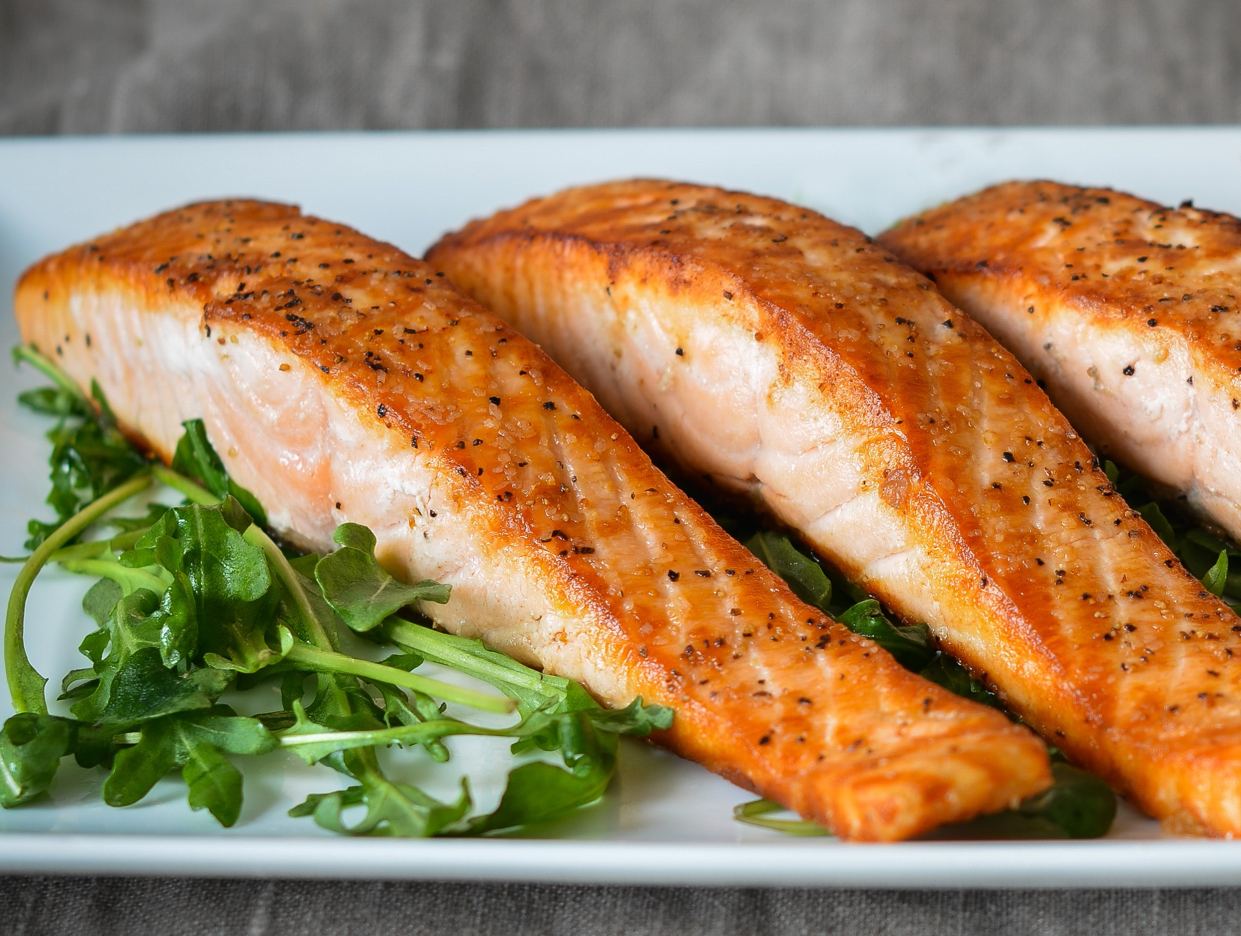 Salmon | 10 Foods That Treat Skin Conditions | Her Beauty