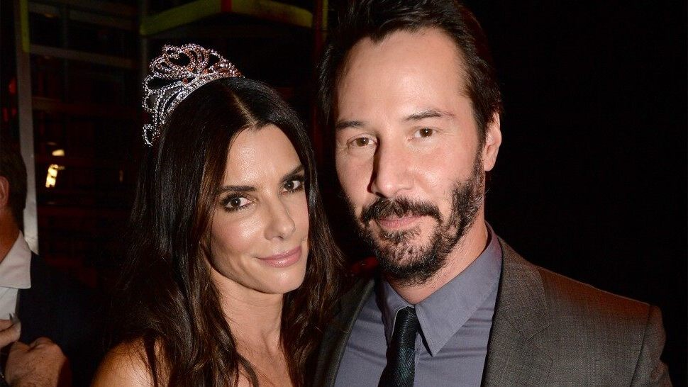 Sandra Bullock and Keanu Reeves | 9 Best Ever Acting Duos That Played Lovers | Her Beauty