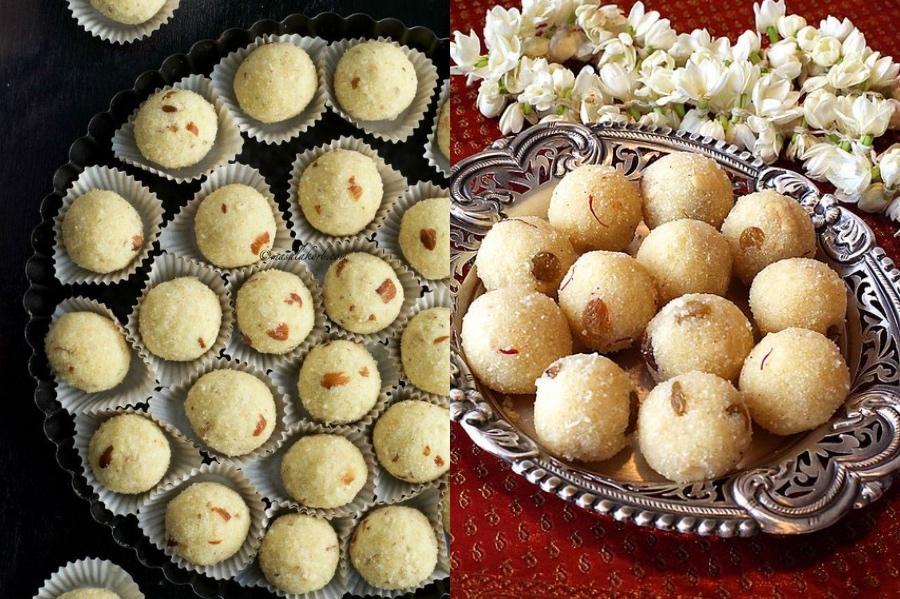 Sooji Coconut Ladoo | 12 Best Indian Desserts | Her Beauty