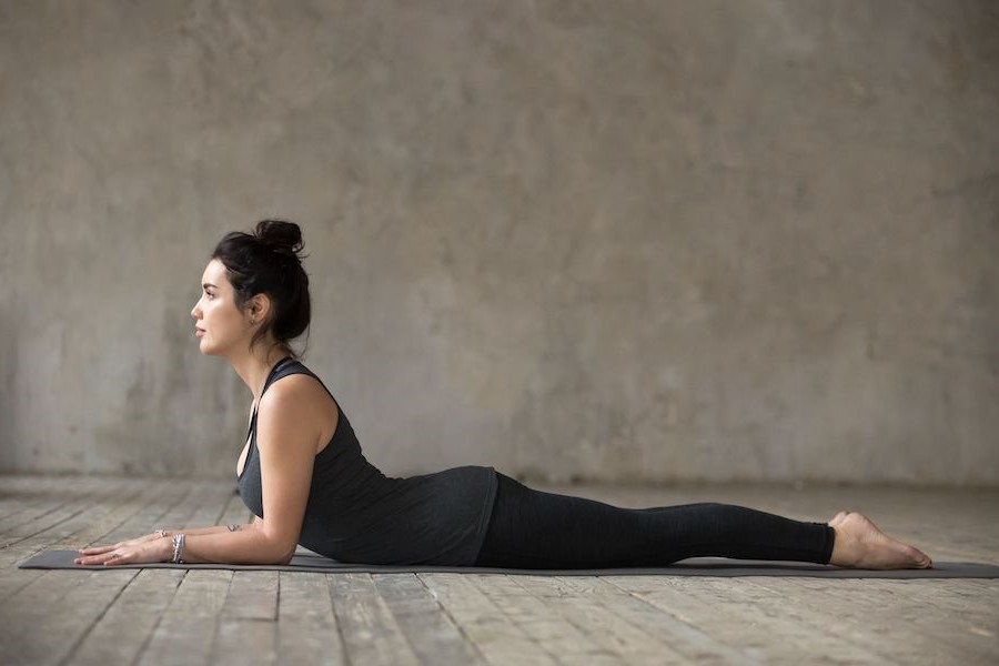 Sphinx Pose | 9 Stretches To Ease Lower Back Pain | Her Beauty