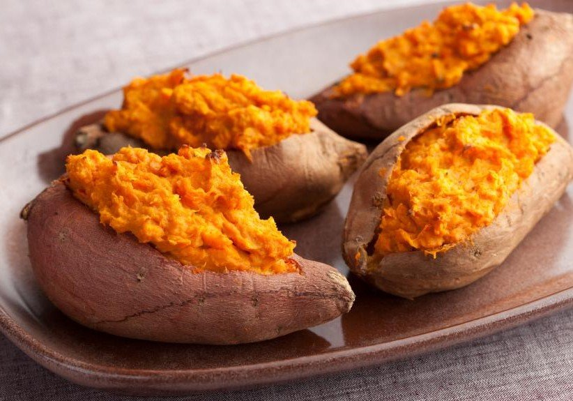 Sweet potatoes | 10 Foods That Treat Skin Conditions | Her Beauty