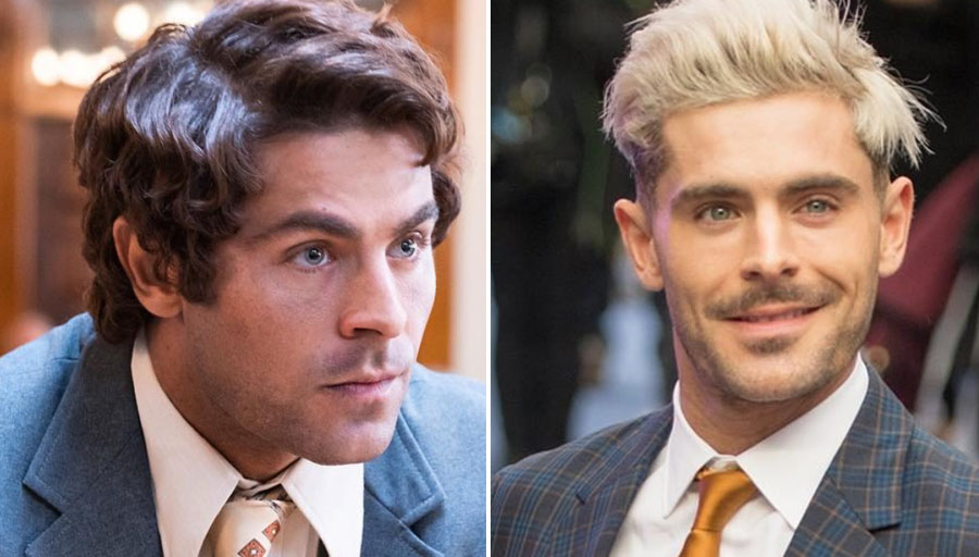 Ted Bundy – Zac Efron | 8 Villains Who Look Incredibly Handsome In Real Life | Her Beauty