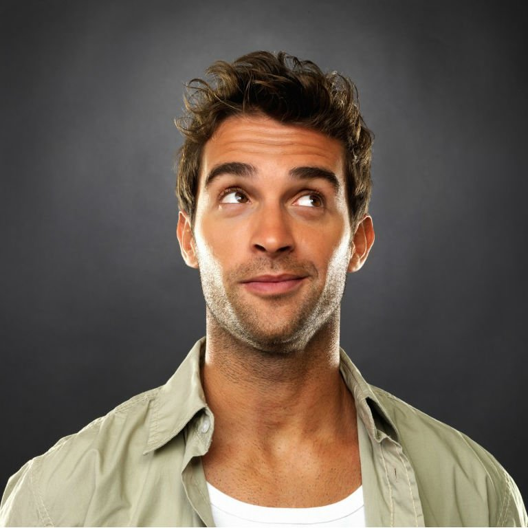 Men are twice as likely to lie than women. | 8 True Facts about Men | Her Beauty