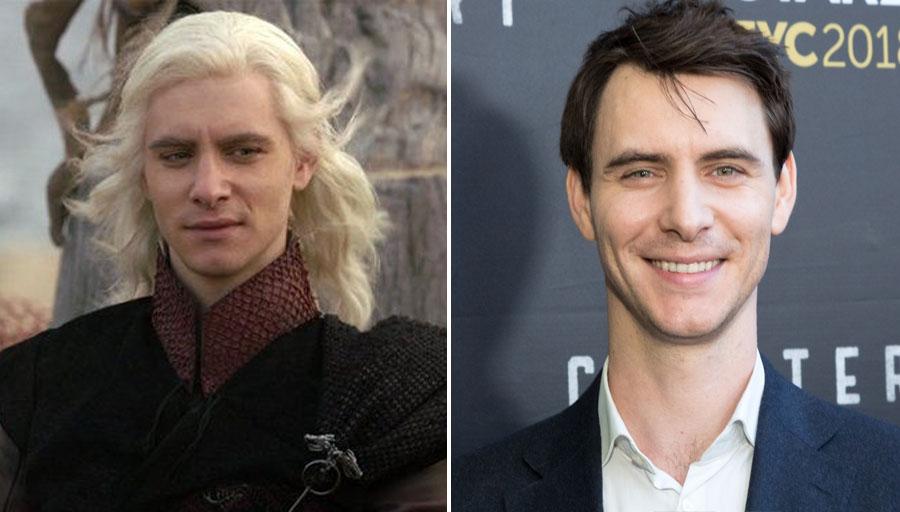 Viserys Targaryen – Harry Lloyd | 8 Villains Who Look Incredibly Handsome In Real Life | Her Beauty