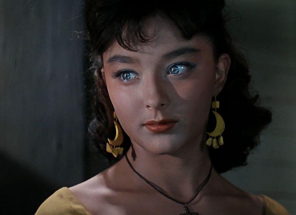 Анастасия Вертинская | 10 советских актрис с «западной» внешностью | Brain Berries