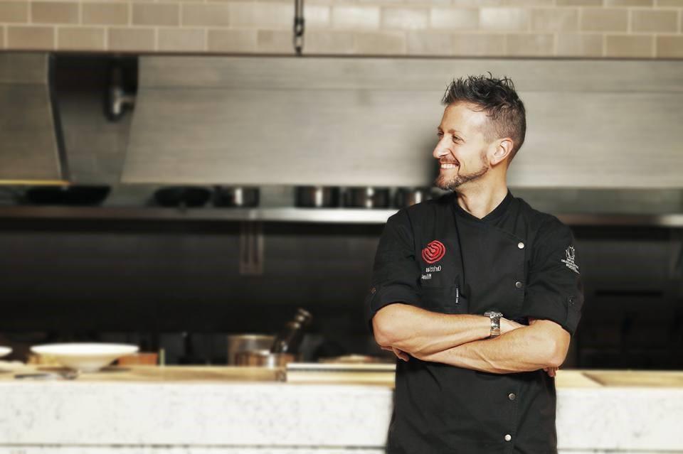 Christian Milone | Chi sono gli chef italiani più famosi (e belli) del mondo? | Her Beauty