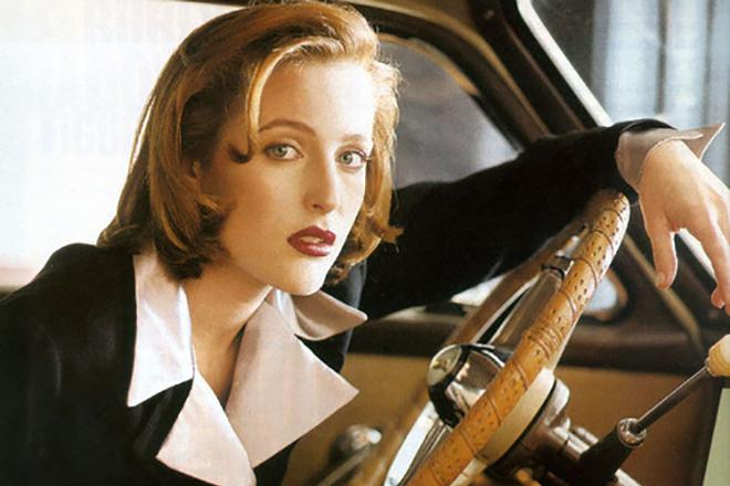 «Секретные материалы», Дана Скалли – Джиллиан Андерсон | Лучшие женщины-детективы в кино | Her Beauty