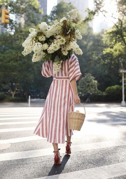 #10 | Сама женственность: девушки с цветами вместо лица в серии фотографий Карлы Коулсон | Her Beauty