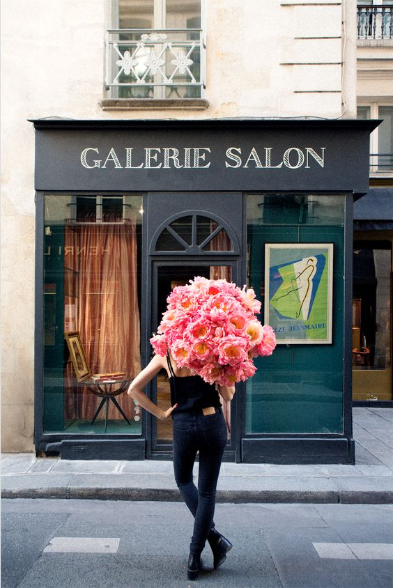 #14 | Сама женственность: девушки с цветами вместо лица в серии фотографий Карлы Коулсон | Her Beauty