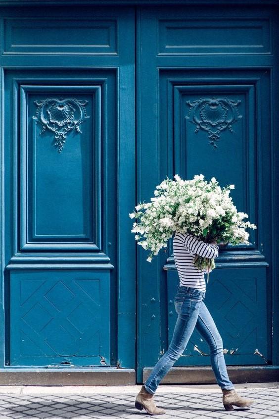 #16 | Сама женственность: девушки с цветами вместо лица в серии фотографий Карлы Коулсон | Her Beauty