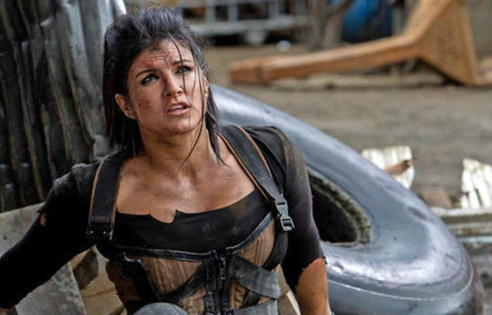 Gina Carano | 12 Hollywood Stunners Who Almost Played Wonder Woman | Her Beauty