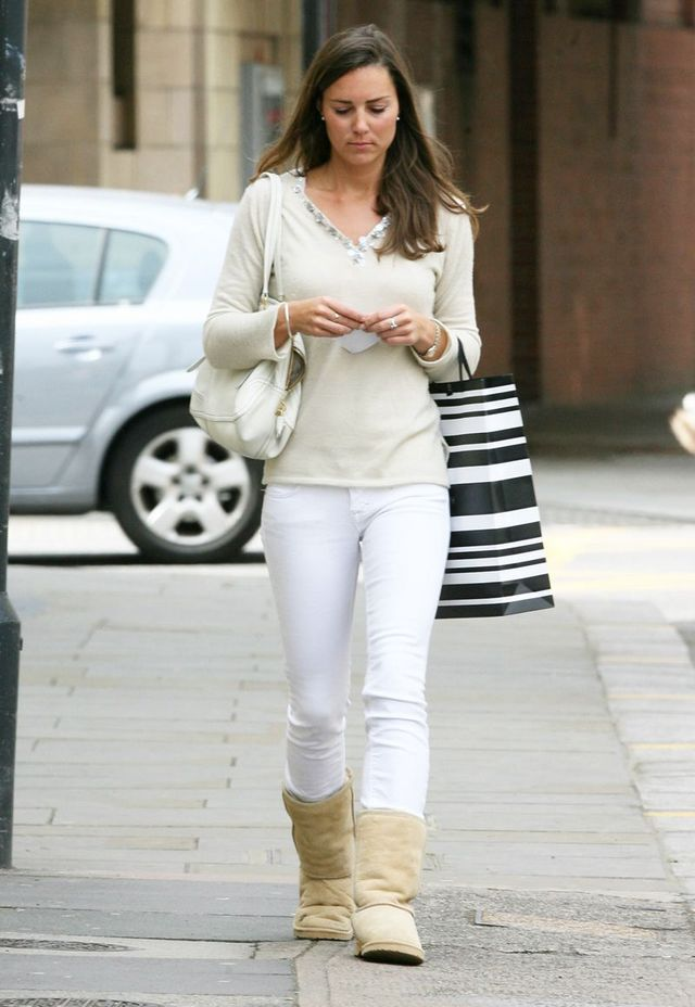Uggs | Kate Middleton Style From Young Till Now | HerBeauty