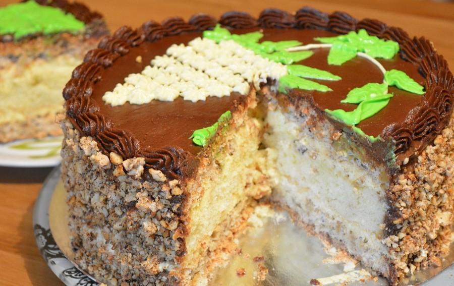 Киевский торт | 10 самых вкусных десертов со всего мира | Her Beauty