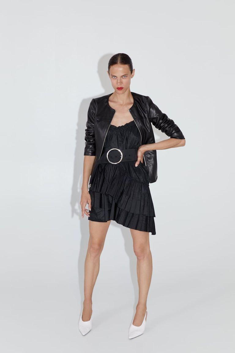 Formal wear  | 9 Best Leather Jacket Outfit Ideas | Her Beauty