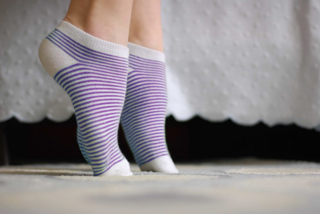 Подъем на носочки | Лимфодренаж: 6 простых упражнений, которые избавят от целлюлита и лишних килограммов | Her Beauty