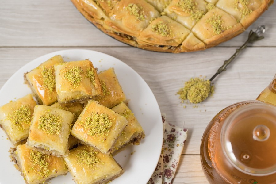 Пахлава | 10 самых вкусных десертов со всего мира | Her Beauty