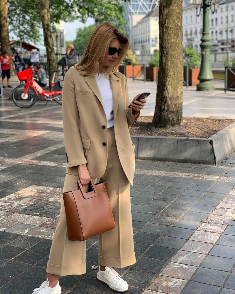 Официальный визит в Брюссель #2 | Стиль Елены Зеленской: 8 модных луков первой леди Украины | Her Beauty
