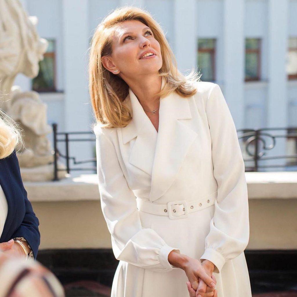 Израиль  | Стиль Елены Зеленской: 8 модных луков первой леди Украины | Her Beauty