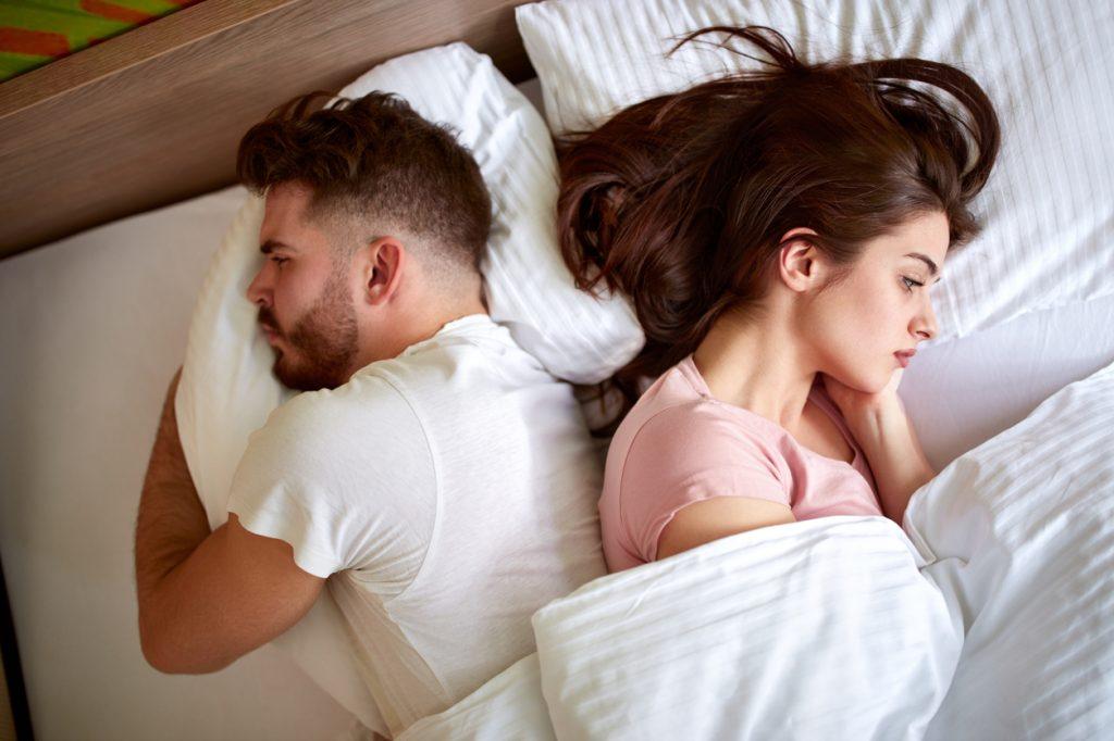 Отсутствие близости | 10 признаков того, что отношения пора заканчивать | Herbeauty