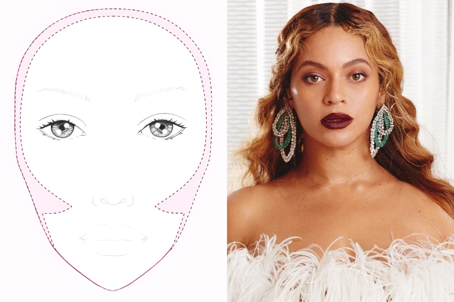 Contouring Oval Face | Contouring For Different Face Shapes | Her Beauty