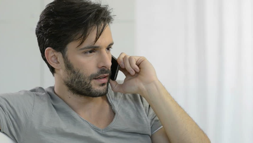 He keeps his phone in his hand at all times.   6 Signs The New Guy You Like Is Too Good To Be True   Her Beauty