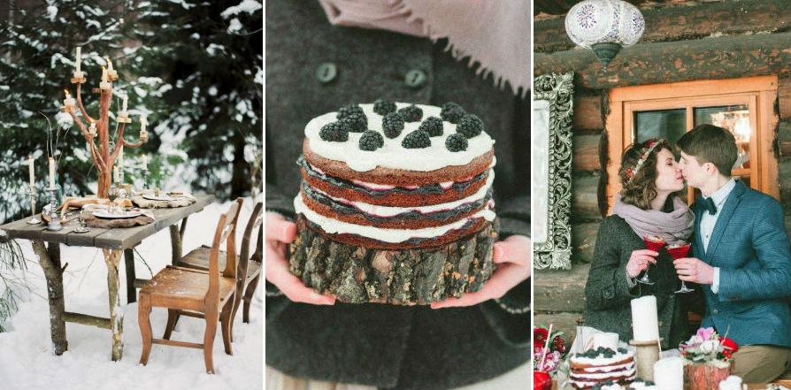 В русском стиле  | 8 крутых идей для зимней свадьбы | Her Beauty