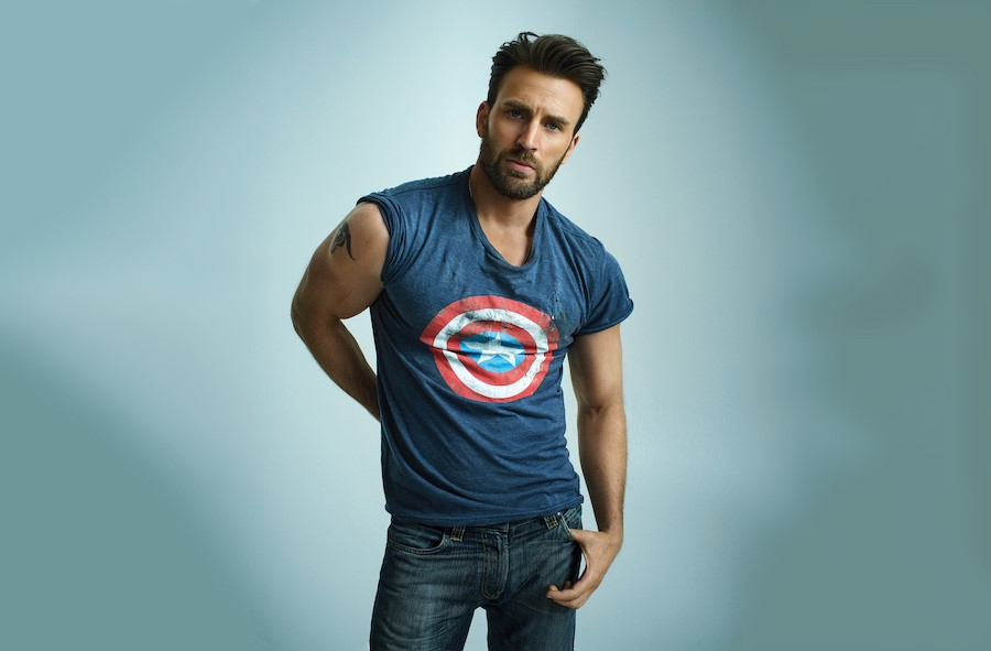 He's 183 cm tall and weighs 88 kg | 14 Facts About Chris Evans That Just Prove His Perfection | Her Beauty