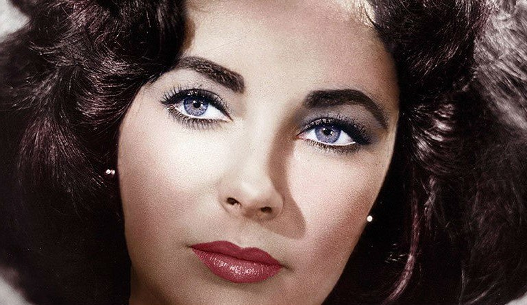 Elizabeth Taylor | 10 Actresses with the Most Beautiful Eyes | Her Beauty
