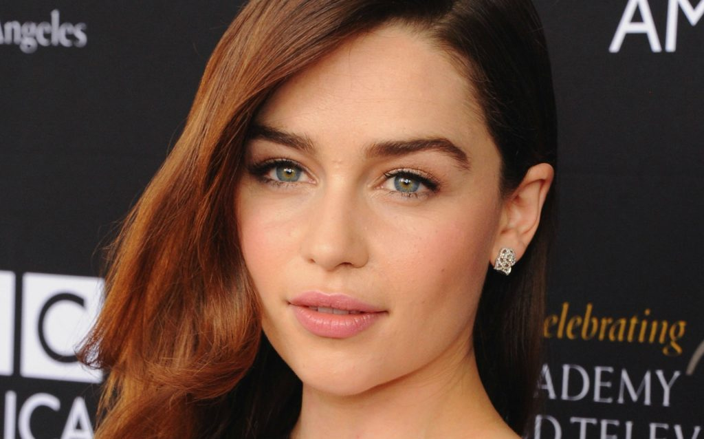 Emilia Clarke | 10 Actresses with the Most Beautiful Eyes | Her Beauty