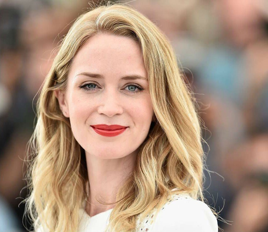 6 Things You Might Not Know about Emily Blunt 》 Her Beauty