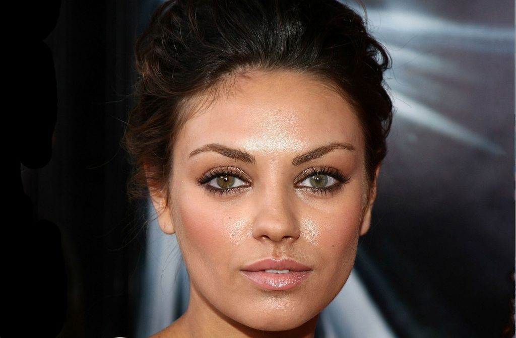 Mila Kunis | 10 Actresses with the Most Beautiful Eyes | Her Beauty