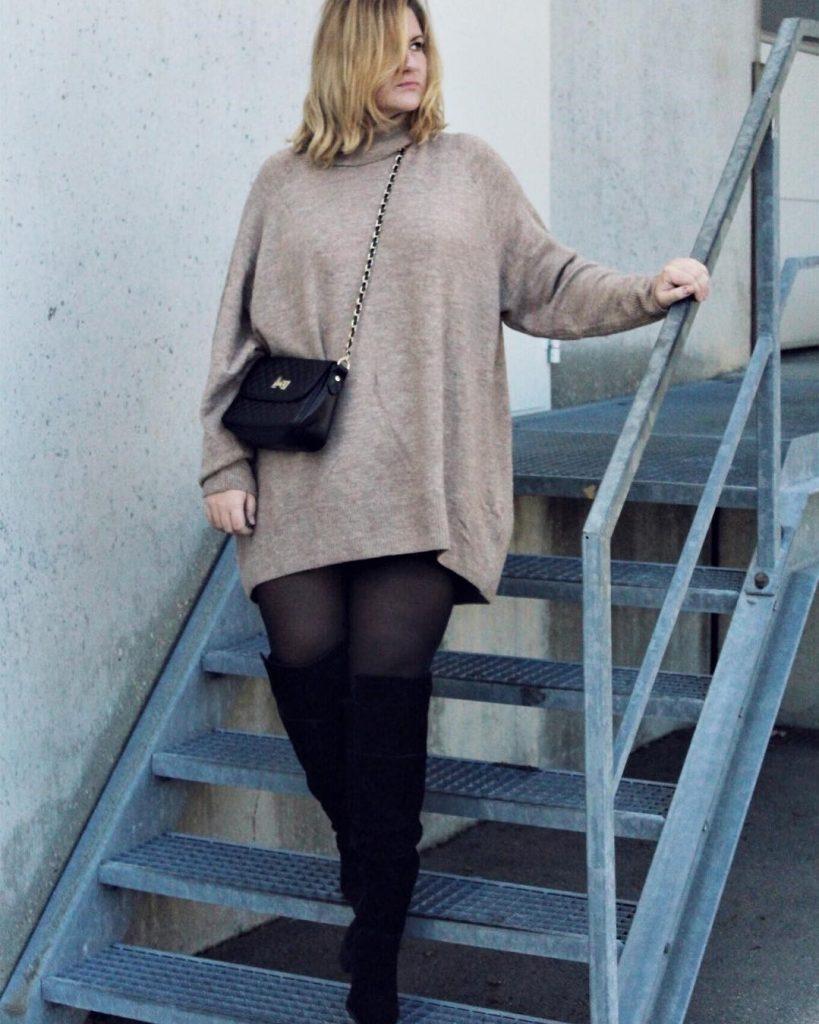 #1   9Best Plus Size Winter Outfit Ideas   HerBeauty