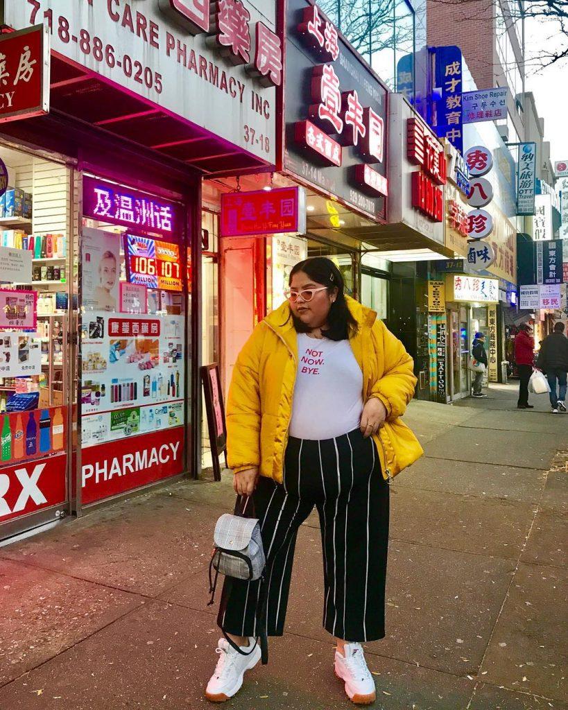 #4 | 9Best Plus Size Winter Outfit Ideas | HerBeauty