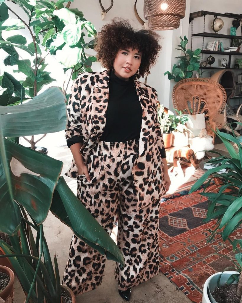 #6 | 9Best Plus Size Winter Outfit Ideas | HerBeauty