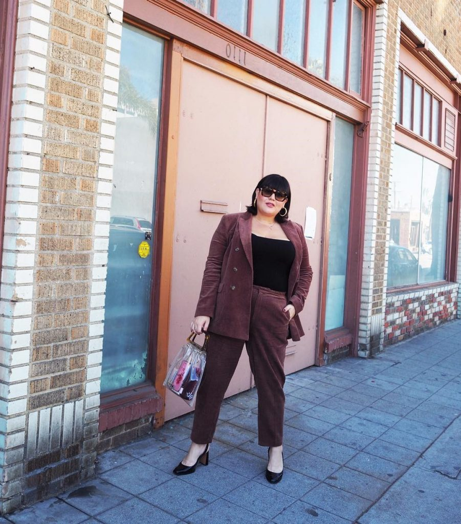#9 | 9Best Plus Size Winter Outfit Ideas | HerBeauty