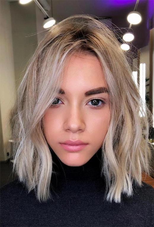 Short haircuts for oval faces | Flattering Short Haircuts for Your Face Shape | Her Beauty